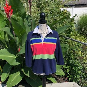 Womens Polo Ralph Lauren Cute Cropped Sweater